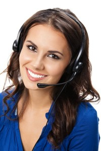 Picture of a Customer Support Rep