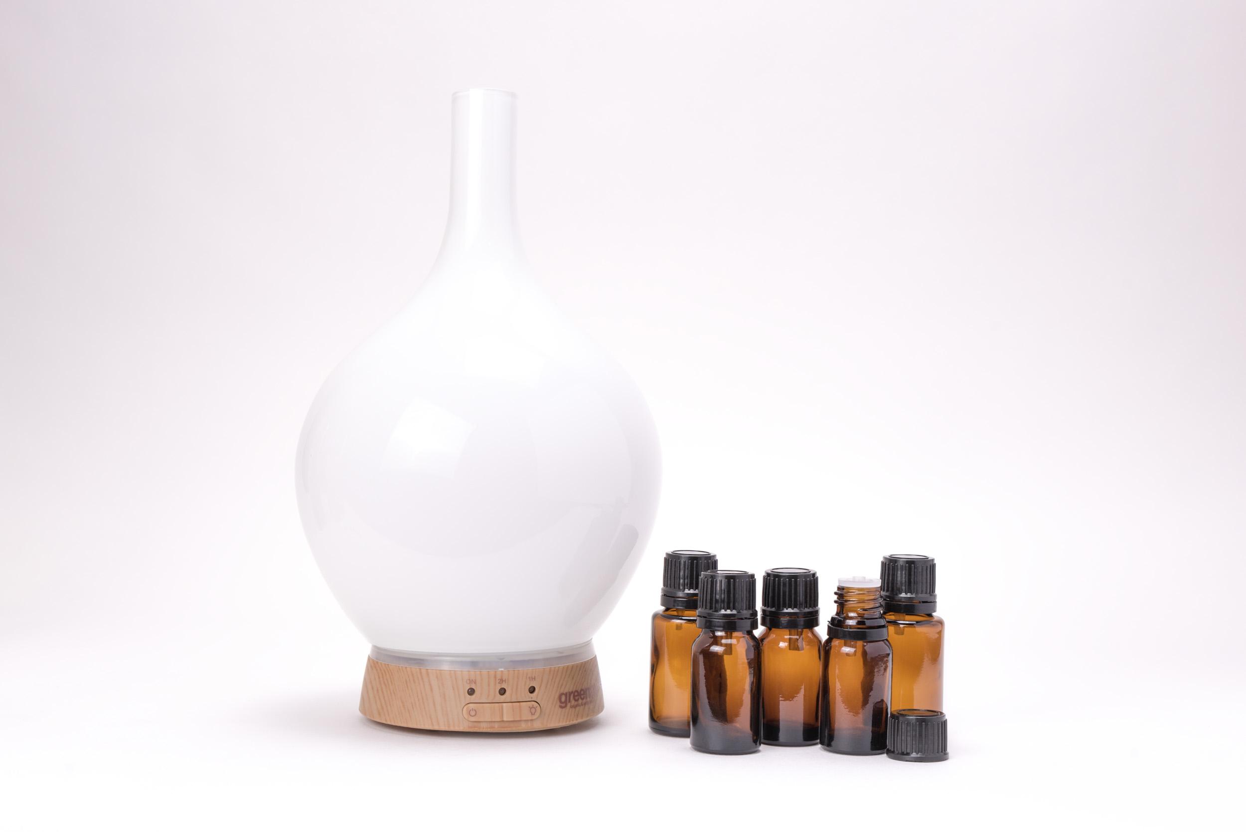 Essential Oils Diffusers - Amplexo